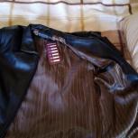 Продам новую куртку. Иск. кожа., Новосибирск