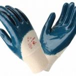 Продам перчатки с полимерным покрытием, Новосибирск