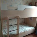 кровать двухъярусная, Новосибирск