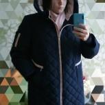 Женское пальто (синтепон), Новосибирск