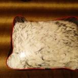Меховая накидка из науральной овчины, Новосибирск