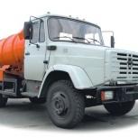Ассенизатор, ёмкость 6м. куб., откачка ям, канализации, Новосибирск
