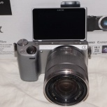 Sony NEX-5R kit 18-55/3.5-5.6 OSS, Новосибирск