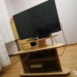 Продам угловую тумбу под ТВ, Новосибирск