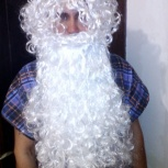 Борода деда Мороза, Новосибирск