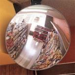 Продам антикражное зеркало диаметр 60 см, Новосибирск