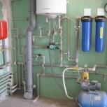 Монтаж/ремонт систем отопления водоснабжения, электроснабжения, Новосибирск