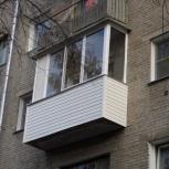 Раздвижные окна на балкон или лоджию алюминиевые. окна для веранды, Новосибирск