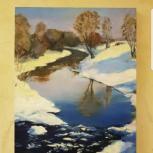 Картина маслом, Новосибирск