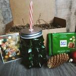 Новогодний подарочный набор, Новосибирск
