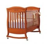 Продам детскую кровать 125x65 Bambolina Principessa Classic, Новосибирск