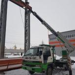 Услуги автовышки 22 м. высота, 200 кг г/п, Новосибирск