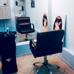 Кресло парикмахера, Новосибирск