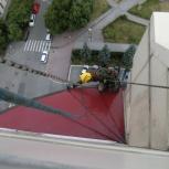Услуги промышленных альпинистов (любые виды работ), Новосибирск