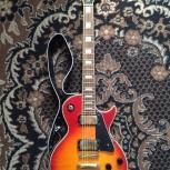 Электрогитара Gibson Les Paul Custom+комплект, Новосибирск