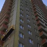Кирпичная кладка, фасадные работы, Новосибирск