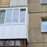 Остекление утепление Балконы Лоджии. Установка Окон VEKA, KBE!, Новосибирск