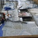 Маты из ПВХ ткани для прогрева бетона (термоматы), Новосибирск