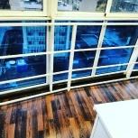 Отделка балконов лоджий, Новосибирск