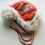 Продам детскую зимнюю шапку Кроха р-р 50, Новосибирск