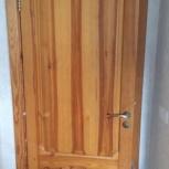Продам двери из натурального дерева, Новосибирск