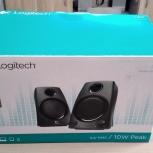 Колонки Logitech Z130, новые, полный комплект, Новосибирск