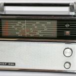 """Продам радиоприемник """"VEF"""", Новосибирск"""