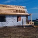 Строим дома, отделываем фасады, льем фундаменты, Новосибирск