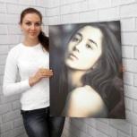Печать фото на холсте, изготовление картин, Новосибирск