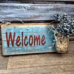 Велком,welcome, добро пожаловать,табличка,ключница,вешалка, Новосибирск