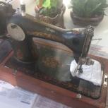 Ручная швейная машинка, хорошее состояние, Новосибирск