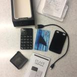 Продам мобильный ультратонкий телефон Elari CardPhone, Новосибирск