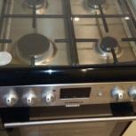 Продам новую газовую печь с духовкой, Новосибирск