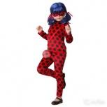 Карнавальный костюм Леди Баг размеры 104-140, эльз, Новосибирск