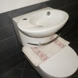 Раковину для ванны или туалета, Новосибирск