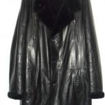 Продам мужскую натуральную кожаную куртку, Новосибирск