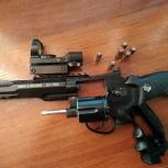Пневматический револьвер Umarex Smith & Wesson 327 TRR8, Новосибирск