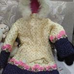 Зимнее пальто на девочку, Новосибирск