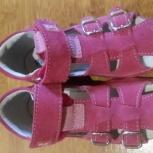 Продам детские сандали, Новосибирск