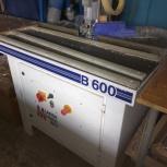 Фрезерный станок для обработки свесов кромок В600, Новосибирск