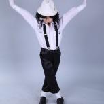 """Детский карнавальный костюм """"Майкл Джексон"""" прокат, Новосибирск"""