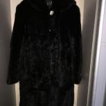 Продам утепленную норковую шубу 110см+шапка в подарок, Новосибирск