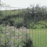 Забор из сетки 1.5 м под ключ, Новосибирск