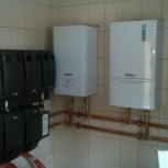 Монтаж систем водоснабжения.Котельная под ключ, Новосибирск