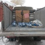 Вывоз стр мусора Газель открытый кузов, Новосибирск