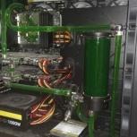 Игровой компьютер Intel i7-8700K, Две GTX1080Ti на водяном охлаждении., Новосибирск