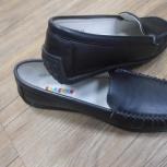 Продам туфли новые (кожа) р.34-35, Новосибирск