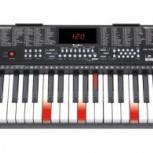 Синтезатор с подсветкой клавиш, Новосибирск