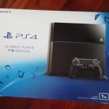 Новая Sony PlayStation 4 1Tb, Новосибирск