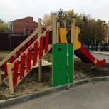 Продается новый уличный детский игровой комплекс, Новосибирск